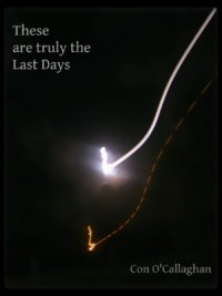 FREE: These are truly the Last Days by Con O'Callaghan