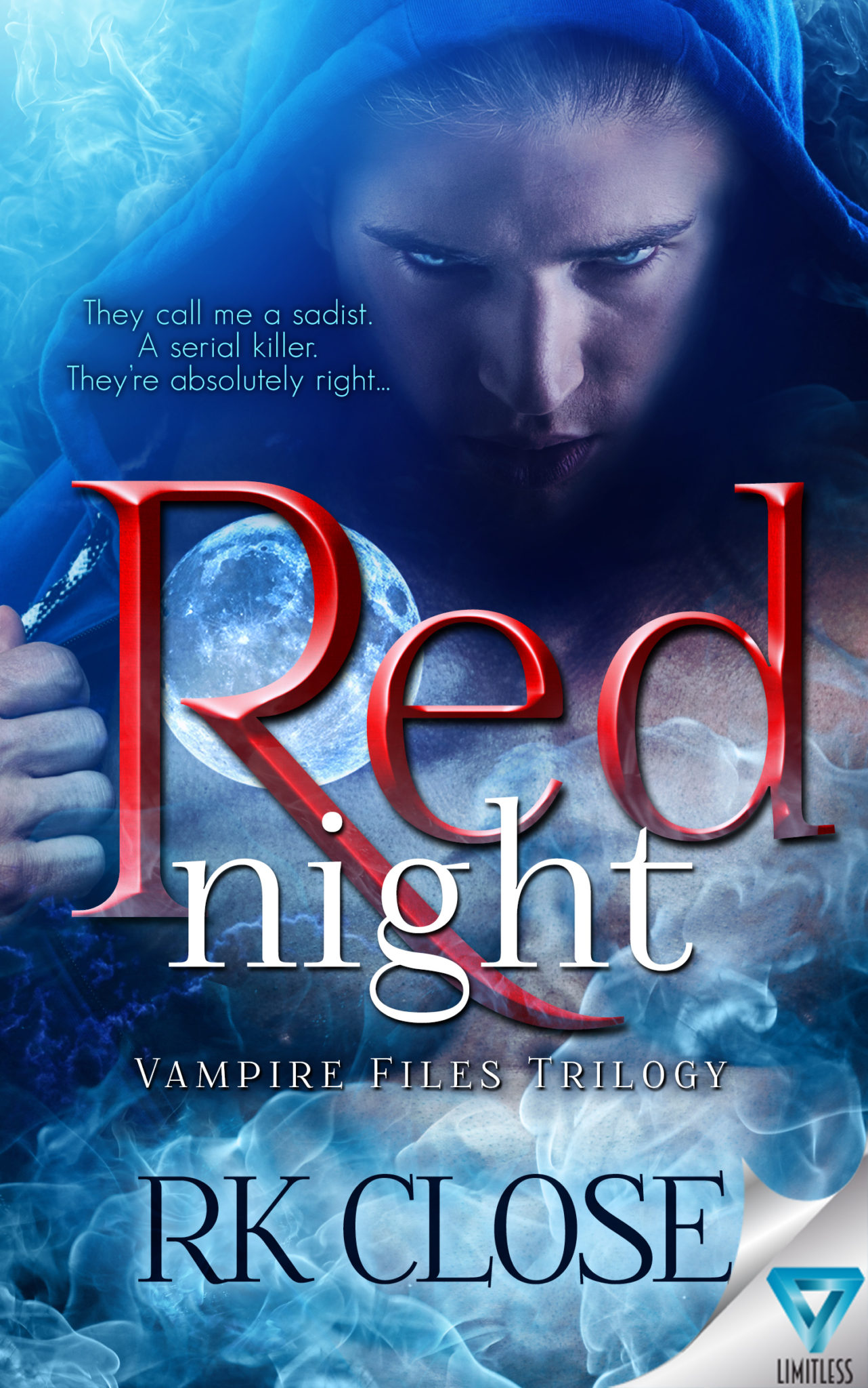 Free: Red Night ~ Vampire Files Trilogy #1 By Rk Close