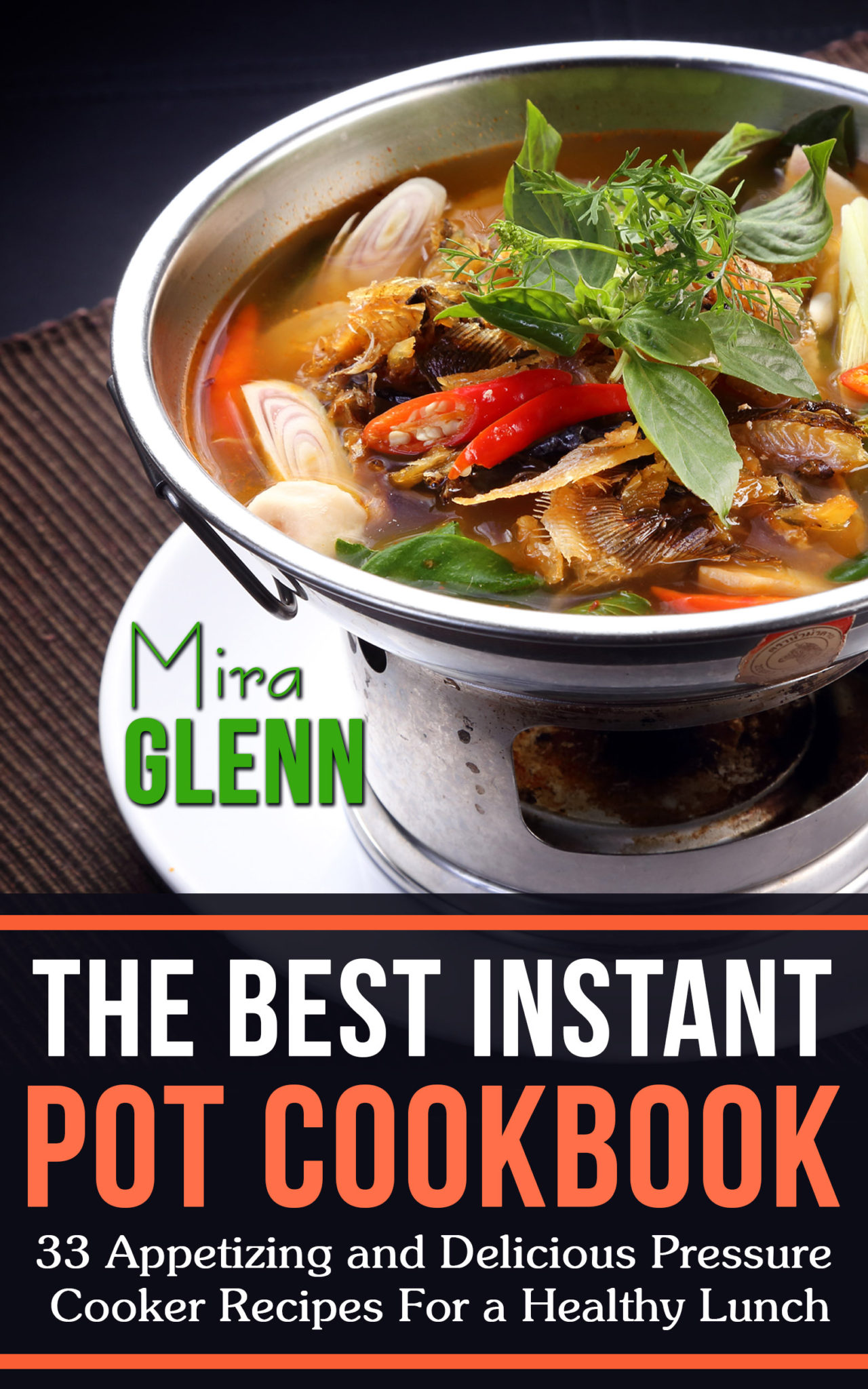 Instant Pot Cookbook Covers ~ Free the best instant pot cookbook appetizing and