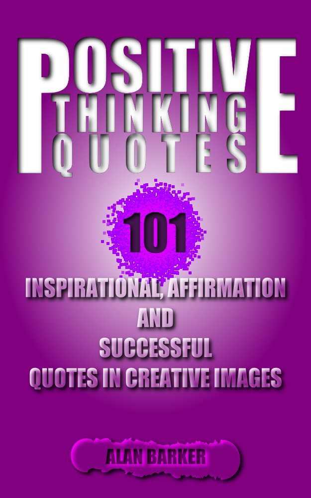 Creative Book Cover Quotes : Free positive thinking quotes inspirational
