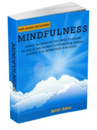 FREE: Mindfulness. Simple Techniques You Need To Know To Live In The Moment, And Relieve Stress, Anxiety And Depression For Good by Sarah Jones