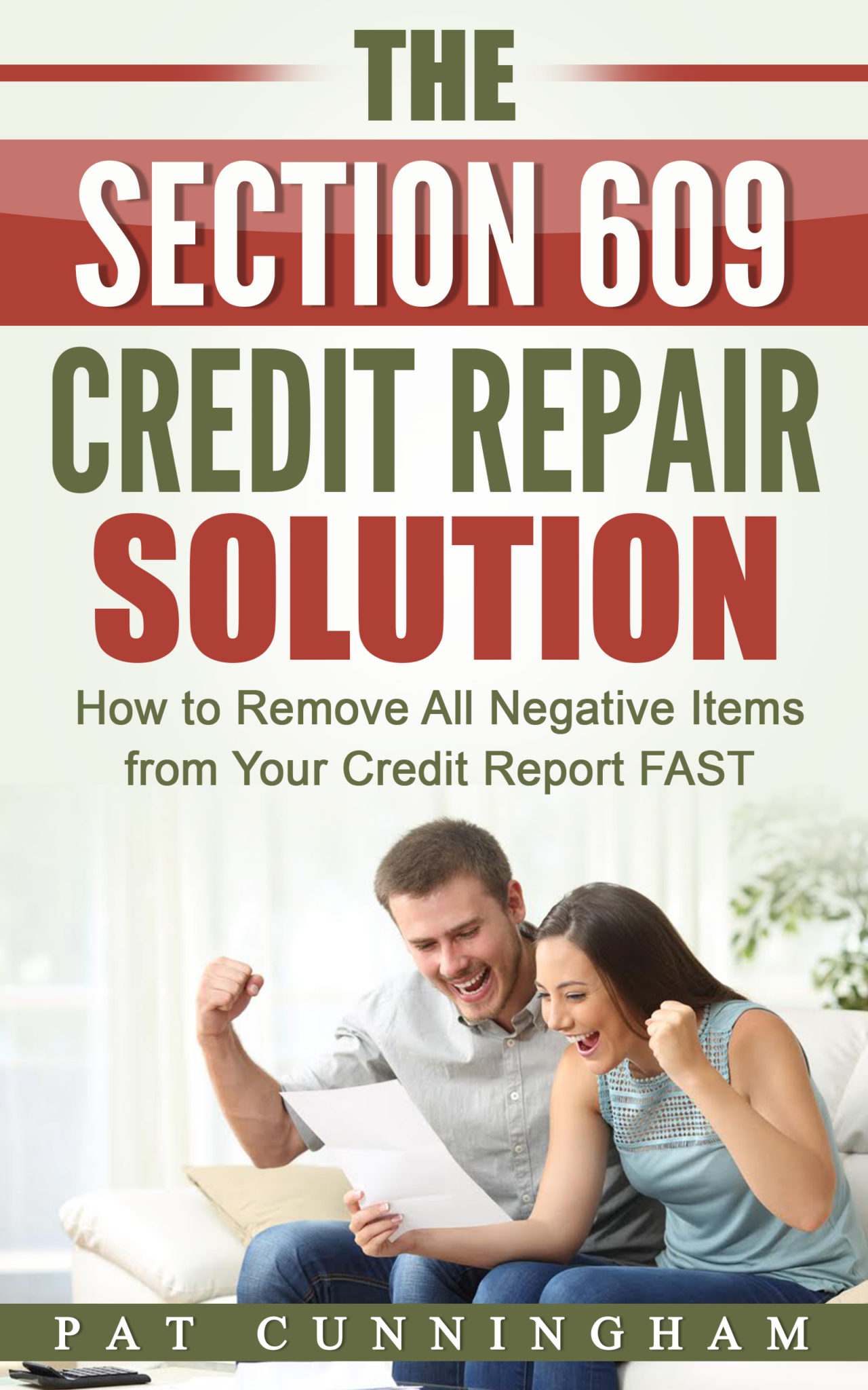 free the section 609 credit repair solution how to