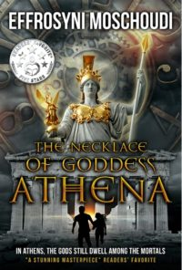 FREE: The Necklace of Goddess Athena by Effrosyni Moschoudi