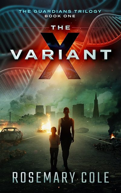 The X-Variant by Rosemary Cole