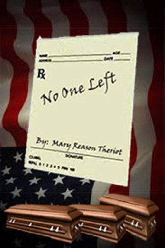 No One Left by Mary Reason Theriot
