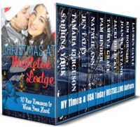 Christmas at Mistletoe Lodge by NYTimes & USA Today Bestselling Authors